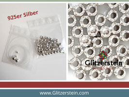 DIY Armband Basic Set 925 Silber (6 mm)