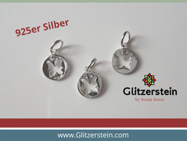 Anhänger Schmetterling 925 Silber