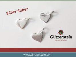 Anhänger Mini Herz 925 Silber