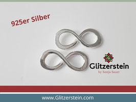 Schmuckverbinder Eternity 925 Silber (Variante 1)