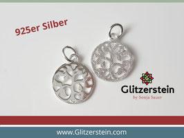 Anhänger Lebensbaum 925 Silber