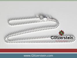 Kugelkette 925er Silber (40 cm/ 42 cm/ 45 cm)