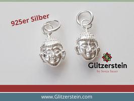 Anhänger Buddha 925 Silber