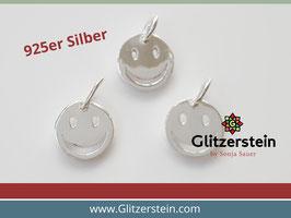 Anhänger Smiley 925 Silber