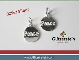 Anhänger Peace 925 Silber