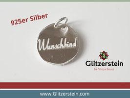 Anhänger Wunschkind 925 Silber