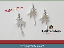 Anhänger Palme 925 Silber