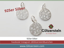 Anhänger Lebensbaum 925 Silber (Variante 1)