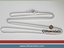 Kugelkette 925er Silber (70 cm, 80 cm, 90 cm)