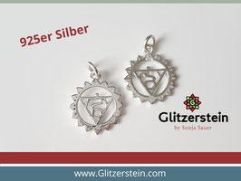 Anhänger 5. Chakra 925 Silber