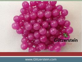 Farbgruppe 08/ Achat Box beere (18 Perlen in 8 mm/ gefärbt)
