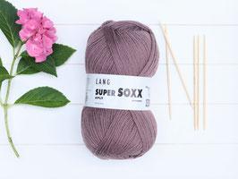 Sockenwolle Super SOXX mauve