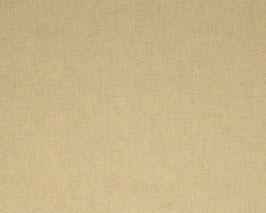 Dekostoff canvas hellbeige Uni