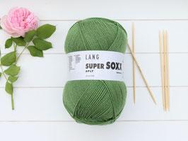 Sockenwolle Super SOXX grün