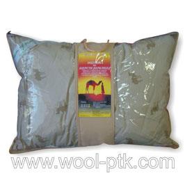 Подушка верблюжья шерсть 50х70 арт.004