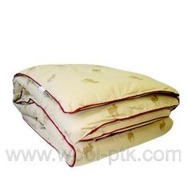 Одеяло из верблюжьей шерсти 172х205см арт.002