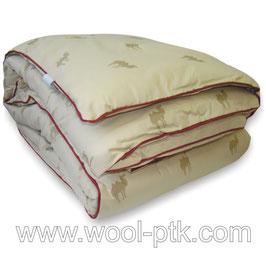 Одеяло из верблюжьей шерсти 200х220см арт.003