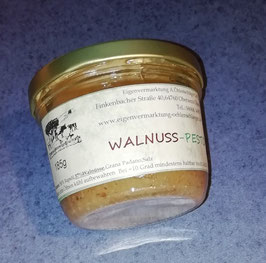 Walnuss-Pesto 180 g Glas (Versand von September bis April)