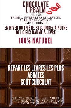 Baume à lèvre ultra réparateur - Chocolate Lipbalm
