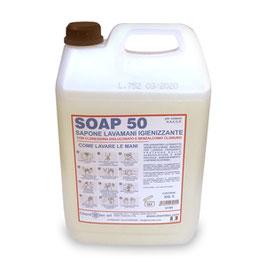 SOAP Sapone igienizzante