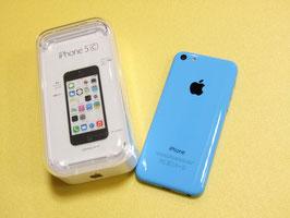 iPhone5c / 32GB / ブルー / au /ほぼ新品
