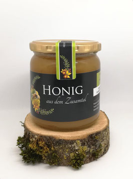 Cremiger Honig Sommerblüte* aus dem Wald 500 g