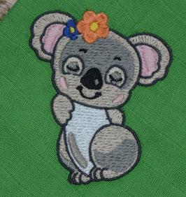 Nuschi grün mit Koala