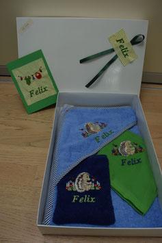 BABY - BOX 2 Motiv und Farbe nach Wahl