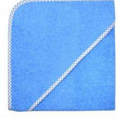 KAPUZENBADETUCH 100 x 100 CM veilchenblau,  Motiv wählbar  ACHTUNG: NUR NOCH 1 STÜCK
