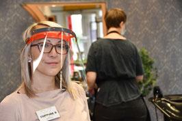 Schutzbrille, Gesichtsschutz