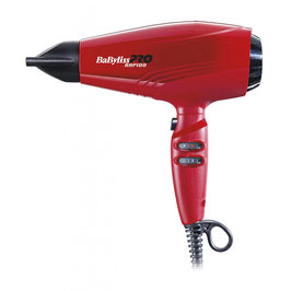 BaByliss Pro - Rapido Rot 2200W BAB7000IRE Marke: Babybliss    Artikelnr.: 191547  Lieferzeit*: 3 Tage