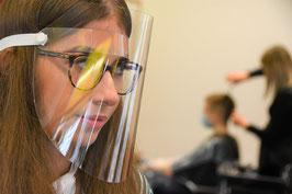 Schutzbrille, Gesichtsschutz , Version-Simpel
