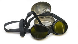 Snow goggles / Gletscherbrille unused / ungebraucht