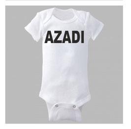 AZADI CLASSIC   - Baby Bodys.  KOSTENLOSER VERSAND