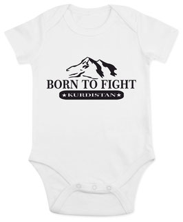 Born to Fight Baby Body
