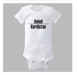 Stadt & Kurdistan Baby Body.  KOSTENLOSER VERSAND