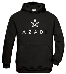 Azadi Hoodie mit Stern