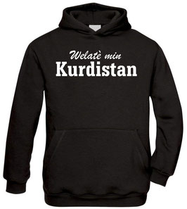 Welatè min Kurdistan - Hoodie Kids