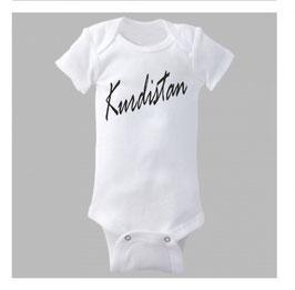 Kurdistan  - Baby Bodys.  KOSTENLOSER VERSAND