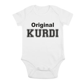 Orginal Kurdi - Baby Bodys.  KOSTENLOSER VERSAND