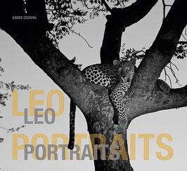 "Livre ""Leo portraits"""