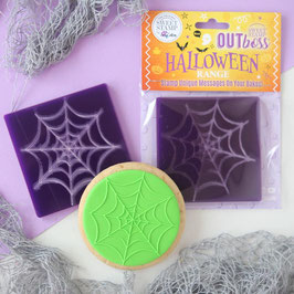 SweetStamp - Outboss Halloween - Creepy Webs