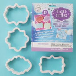 SweetStamp - Plaque Cutters