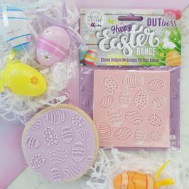 SweetStamp - Outboss  Easter Dancing Eggs