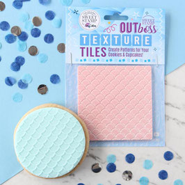 Sweet Stamp - Outboss texture tiles - Mermaid Scales