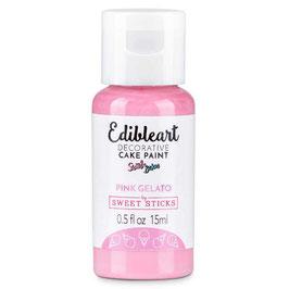 Edibleart  Sweet Sticks - Pink Gelato