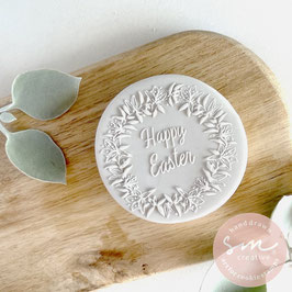 Easter Wreath Stamp