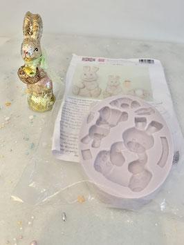 Karen Davies - Easter Bunnies Moulds