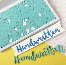 SweetStamp - Handwritten Set