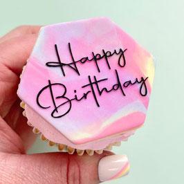 SweetStamp - Outboss Happy Birthday